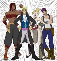 Terran Crew-La