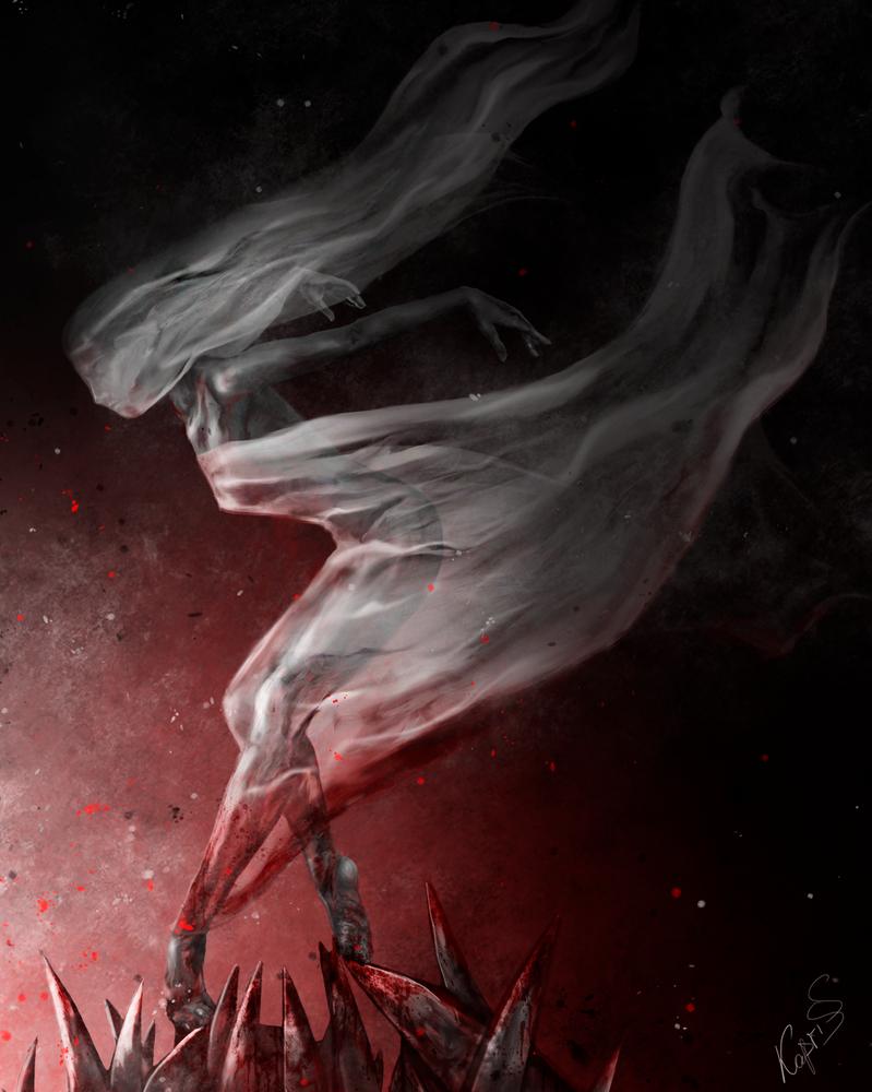 Blade Dance by Kaprriss