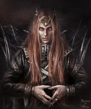 Sauron the Dark Lord