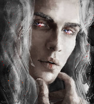 Sauron for SpicedWine by Kaprriss