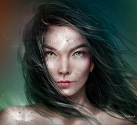 Lorna - portrait by Kaprriss