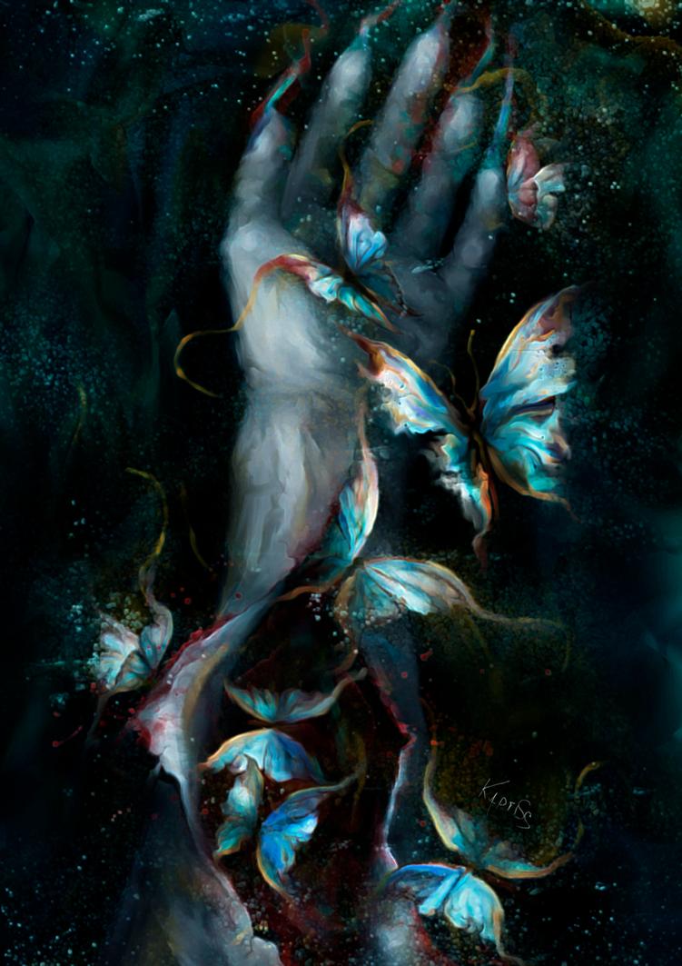 Butterflies by Kaprriss
