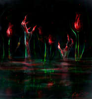 Tulips by Kaprriss
