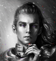 Vanimore portrait by Kaprriss