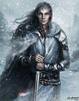 Fingolfin by Kaprriss
