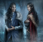 Feanor and Fingolfin