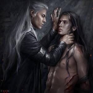 Sauron and Vanimore