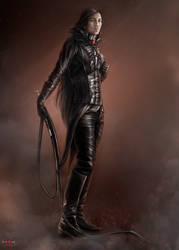 Sexy Whip Warrior