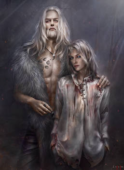 Bryn and Llyr