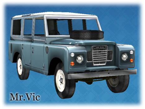 Land Rover 109 Safari