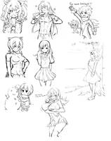 anon sketch dump by Ge-B
