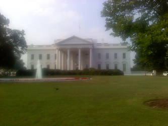 White House 2 by redmustang03