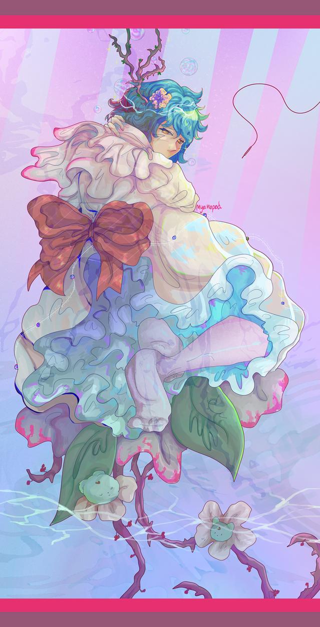floaty by myamopod
