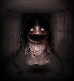 Little girl demon
