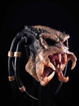 Predator sculpt