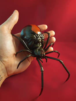 Spiderbaby Black Widow