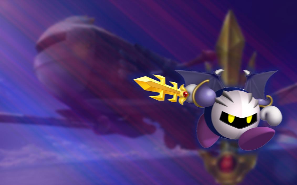 Kirby's Dream Zine - Kirby + Meta Knight en fleur by madamluna ...