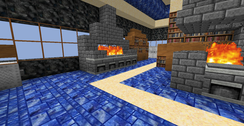 Minecraft Kitchen By Quicksilver X ...