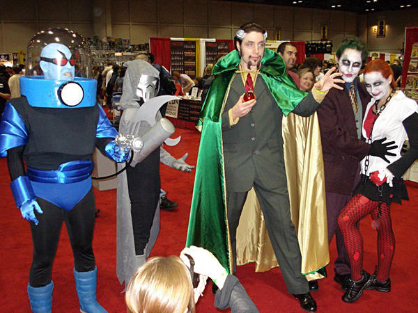 MegaCon DC Villains1 by Sonic1002
