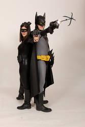 Bat and Cat: Taking Aim