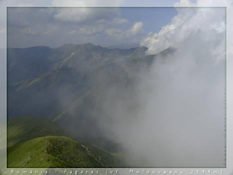 The Carpathian Mts. 2544m