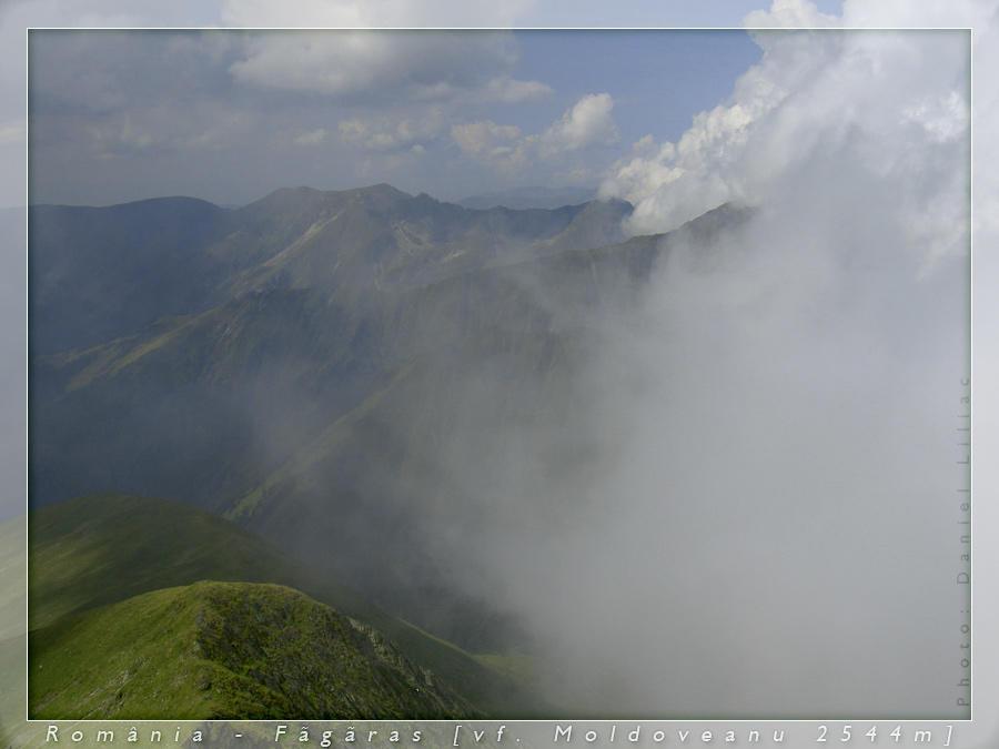 The Carpathian Mts. 2544m by Constanta