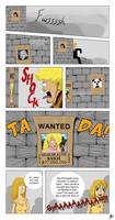 OP Comic: Sanji's new wanted poster p. 2