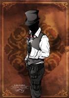 Le voleur de couleur : Steampunk by arthelius