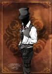 Le voleur de couleur : Steampunk