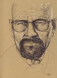 Walter White by arthelius