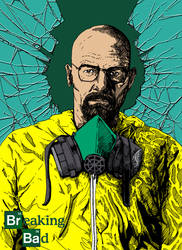 Walter White by arthelius