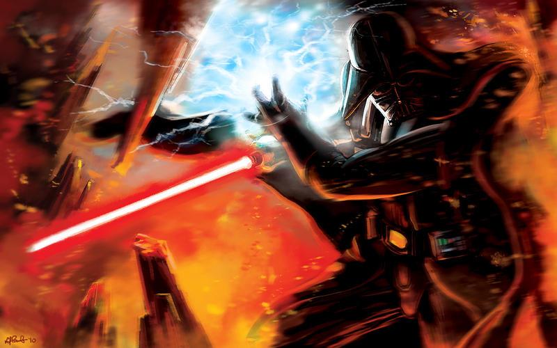 join the dark side wallpaper