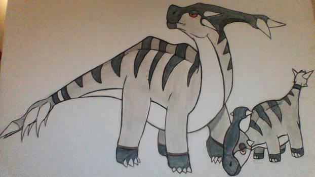 Pokemonster Hunter - Aptonoth