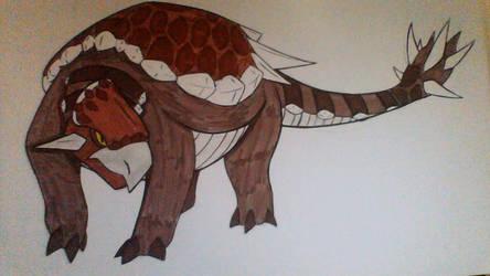 Pokemonster Hunter - Apceros