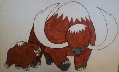 Pokemonster Hunter - Popo