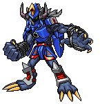 WarGreymon .Alpha-Xross. by MiltosSofos