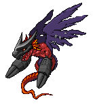 Megadramon .Alpha. by MiltosSofos