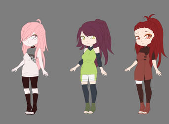 Adopts 200 points(closed) by Misakipictures
