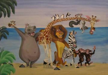 Madagascar by anja78