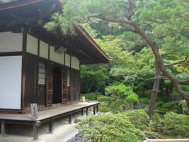 More Summer Temple by Ekuboryu