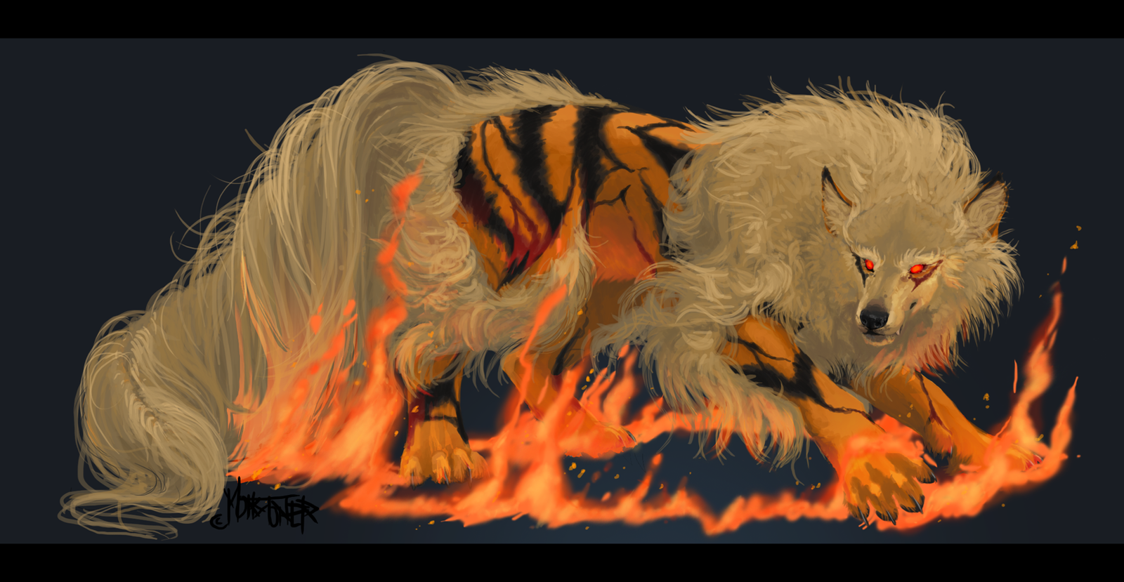 Arcanine by monstoner on deviantart - Arcanine pics ...