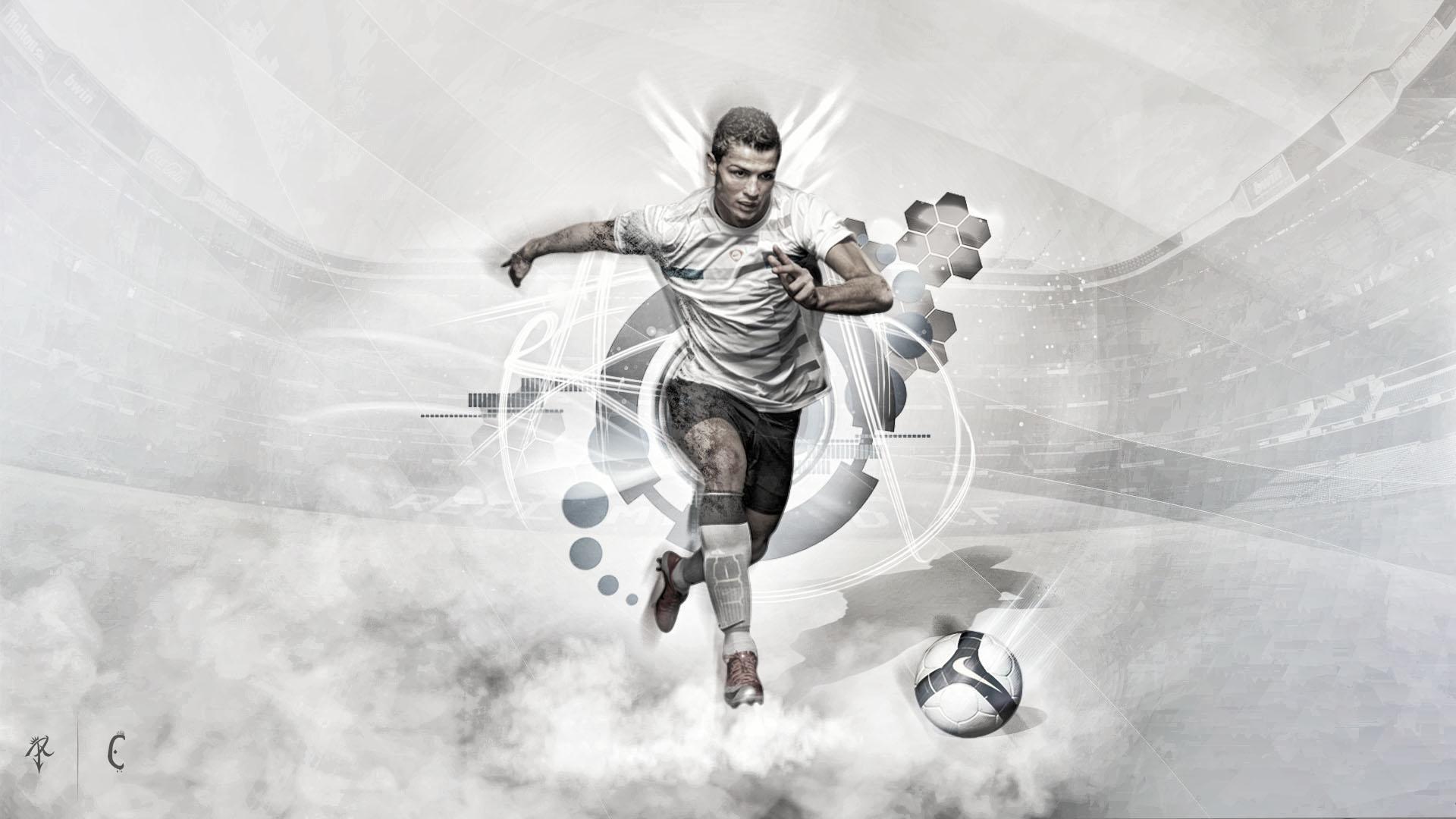 Cristiano Ronaldo Wallpaper Ft Rhyme By Cumamert