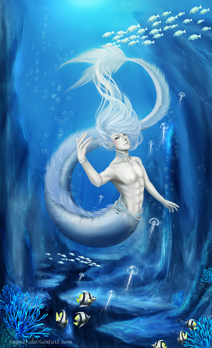 Merman by Myme1