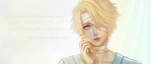 Mystic Messenger: Yoosung Kim by Myme1