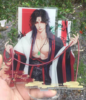 LUO BINGHE STANDEE