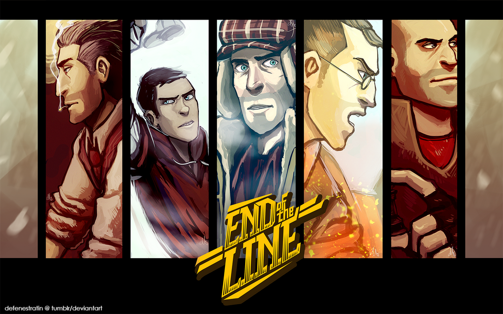 End of the Line by defenestratin