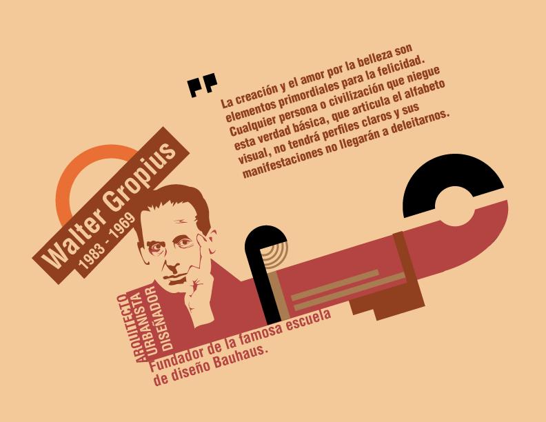 Walter Gropius - Bauhaus by MrConkerWalter Gropius Art