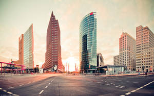 Berlin - Potsdamer Platz by Modi1985