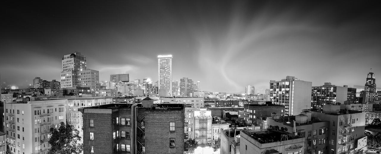USA, San Francisco - Skyline by Modi1985
