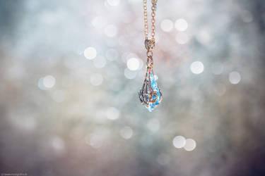 aquamarine Necklaces by Modi1985